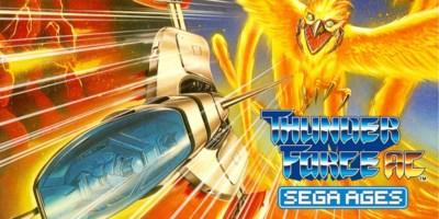 RECENSIE. 'Thunder force AC': Aartsmoeilijke arcadeklassieker voor een mals prijsje ***