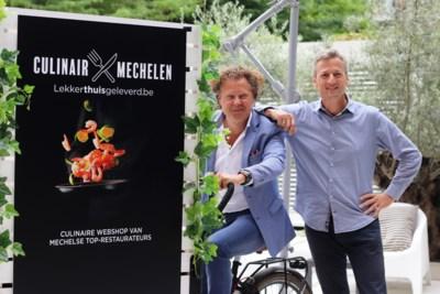 """Mechelse horeca levert maaltijden aan huis: """"We willen dezelfde culinaire beleving als op restaurant aanbieden"""""""