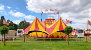 WIN. Duotickets voor het Circus Barones in Bredene