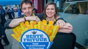 """Dit is de beste frituur van Vlaanderen, en dat al voor de tweede keer: """"Eén keer winnen, was al een feest"""""""