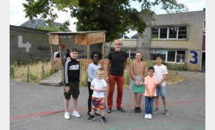 Sint-Lutgardisschool neemt afscheid van directeur Francis