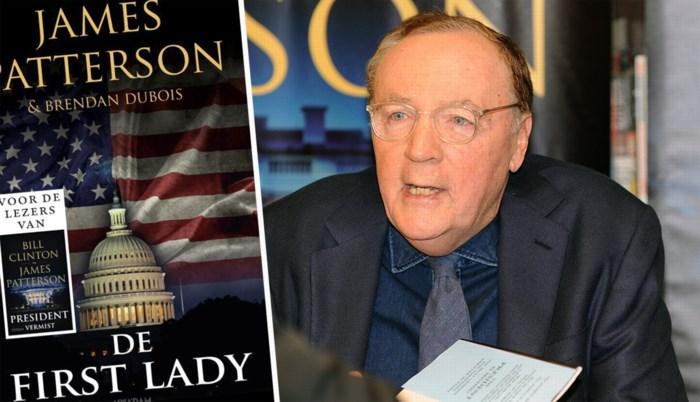 RECENSIE. 'De first lady' van James Patterson & Brendan Dubois: Uit de boekenfabriek ***