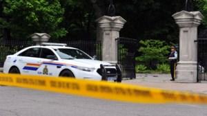 Gewapende man opgepakt bij overheidsresidentie in Ottawa