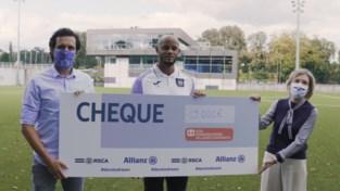 Sponsors en supporters halen 19.000 euro op voor SOS Kinderdorpen