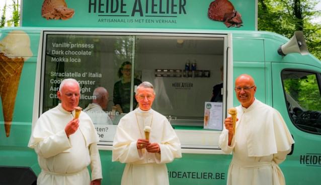 Vanaf zaterdag nieuw abdij-ijs aan likdreef