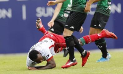 Berahino zet scheve situatie recht tegen Cercle Brugge en geeft zijn visitekaartje af