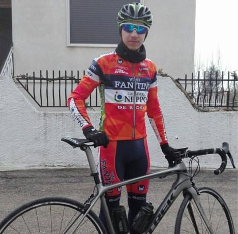 Italiaanse wielerbelofte in coma na ongeval op training