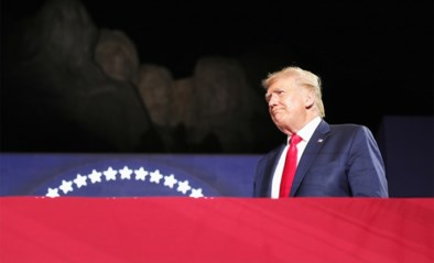 """Donald Trump haalt uit naar protesten en neerhalen standbeelden: """"Genadeloze campagne tegen onze Amerikaanse iconen"""""""