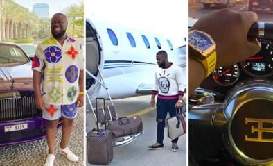 Steenrijke vastgoedmagnaat 'Hushpuppi' pronkt met privéjets en dure auto's op Instagram: politie ontmaskert hem als meesteroplichter