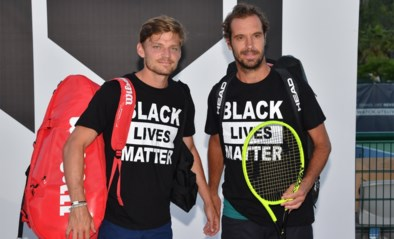 David Goffin boekt tegen Corentin Moutet een vierde zege in Ultimate Tennis Showdown
