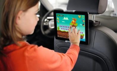 Bioscoop op de achterbank: met deze gadgets houd je je kinderen urenlang zoet in de wagen