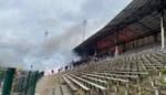 Harde kern Antwerp neemt onverwacht afscheid van mythische tribune 2, mét Bengaals vuurwerk