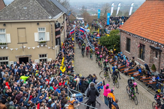 """Burgemeester Kluisbergen: """"Geen publiek toegelaten tijdens Ronde van Vlaanderen"""""""