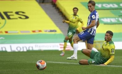Trossard schenkt Brighton & Hove Albion de volle buit in Norwich