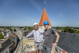 """Jef (53) restaureert al 24 jaar kerken en monumenten bij firma Van Loy: """"Elke dag is bij ons een attractie"""""""
