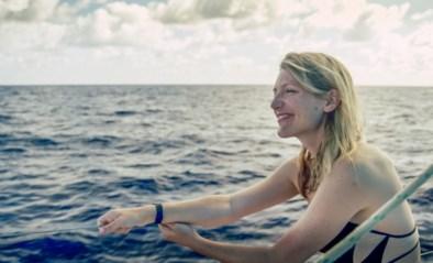 """Charlotte Vandermeersch zat maand op zee voor 'Over de oceaan': """"Ik was veel misselijk"""""""