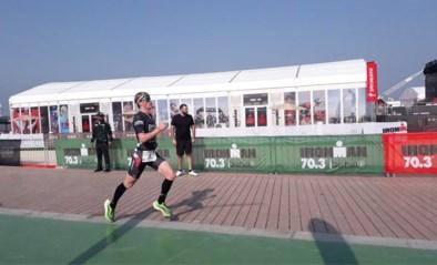 Ook triatlon is terug: Alexandra Tondeur en Pieter Heemeryck winnen kwart triatlon in Oudenaarde