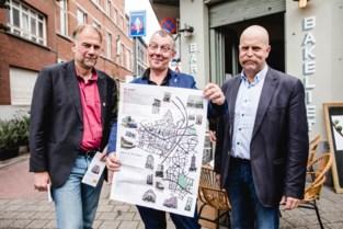 Winkelhieren moedigt met speciale map shoppen in eigen Borgerhout aan