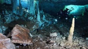 """Onderzoekers ontdekken prehistorische okermijn in ondergelopen grotten: """"Dit kan veel deuren openen"""""""