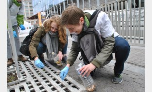 Gents MilieuFront start tweede Peuken Cleanup in Gent