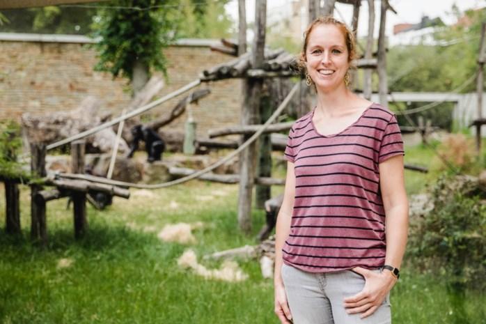 """Sarah is kersvers curator in de Zoo: """"Ik ben geen wandelende dierenencyclopedie, maar ik leer heel snel bij"""""""