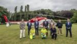 """Rotary Clubs helpen MUG-heli in de lucht houden: """"We redden elk jaar 40 levens"""""""