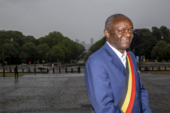 """Enige Congolese burgervader van ons land: """"Wat koning Filip heeft gedaan niet onderschatten"""""""