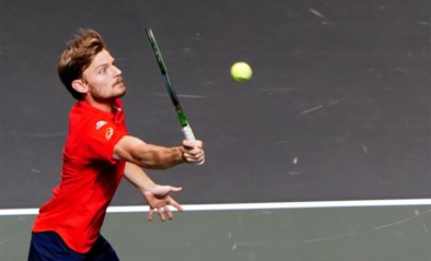 David Goffin na zege tegen Benoit Paire zeker van plaats in halve finales Ultimate Tennis Showdown