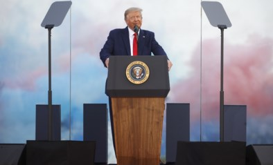 """Donald Trump claimt """"overwinning"""" op coronavirus: """"De vlammen zijn gedoofd"""""""