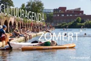 Cultuuragenda zomereditie: XXL en coronaproof