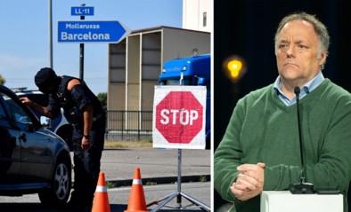 """Crisisvergadering over lot van Belgen die uit Spanje terugkeren; Marc Van Ranst: """"Hier waarschuw ik al weken voor"""""""