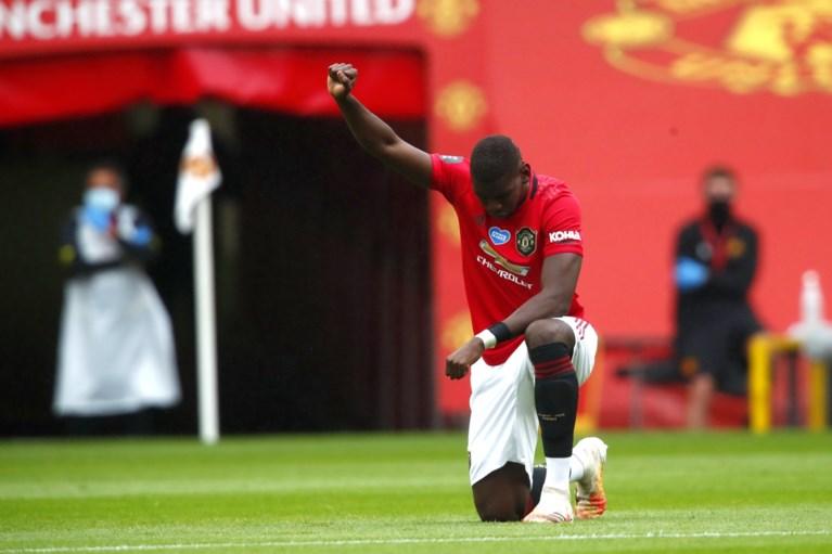 Sterspeler Paul Pogba steunt 'Black Lives Matter' met wel héél opvallend kapsel