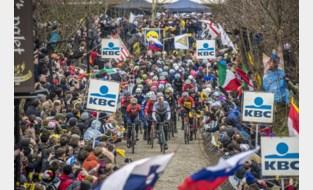 """Zo goed als geen publiek tijdens Ronde van Vlaanderen: """"Blijf thuis en kijk op tv!"""""""