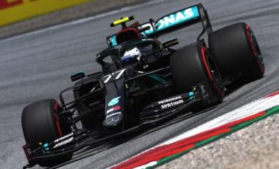 Valtteri Bottas wint incidentrijke GP van Oostenrijk