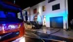 Wagen brandt uit in Galmaarden