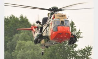 Sea Kings gered van sloophamer: Defensie aanvaardt bod Engels bedrijf dat ze in de lucht houdt