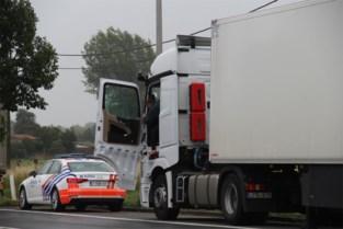 18 vrachtwagens aan de ketting na aanhoudende overlast en inbreuken