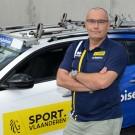 Andy Missotten is tegenwoordig ploegleider bij Sport Vlaanderen-Baloise.