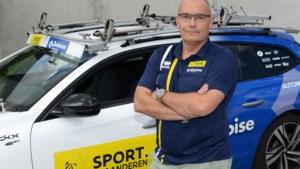"""Sport Vlaanderen-ploegleider Andy Missotten overleefde hartaanval op de fiets: """"Zo veel mogelijk screenen, maar nul risico bestaat niet"""""""