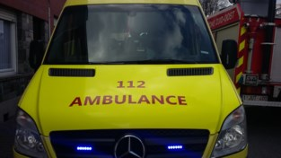 Twee gewonden bij botsing in Maasmechelen