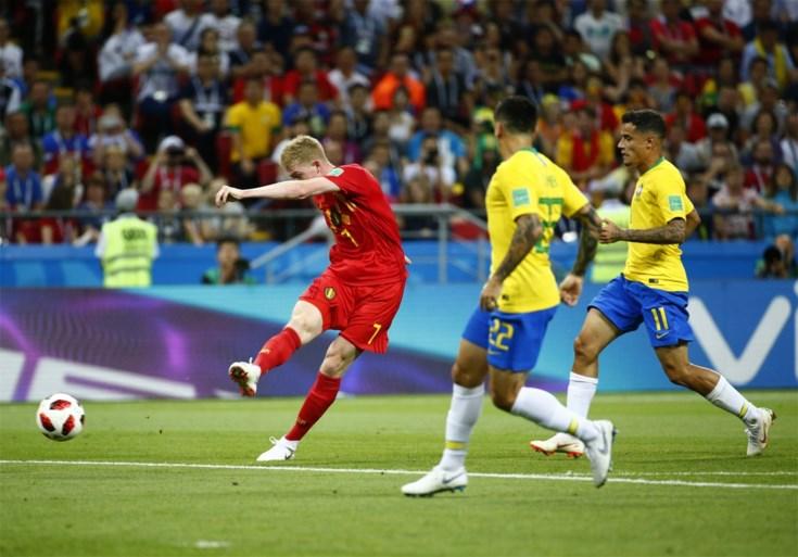 Dag op dag twee jaar geleden knalden de Rode Duivels de Braziliaanse WK-droom aan diggelen