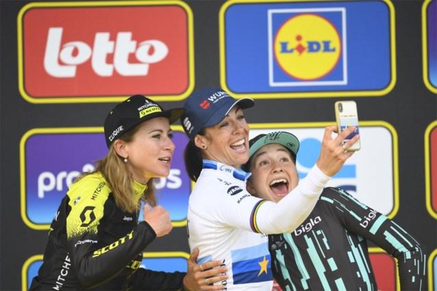 """Renster die legendarisch interview gaf na Ronde van Vlaanderen krijgt goed nieuws: """"Ready to put the hammer down!"""""""