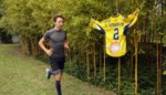 Ekerenaar Mathias Peeters loopt 100 km van Knokke naar Hemiksem