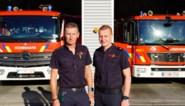 """Vader (57) en zoon (29) chauffeur bij Gentse brandweer: """"Er is geen mooiere job"""""""