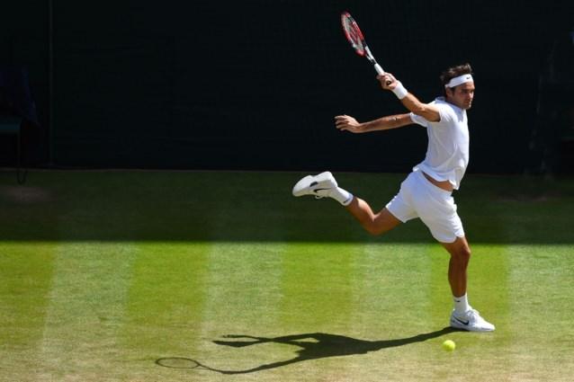 Federer mikt op Wimbledon 2021: 38-jarige Zwitser bracht lockdown hoog in Zwitserse bergen door