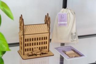 Nieuw hebbeding moet toeristen verleiden: Bouw je eigen mini-stadhuis