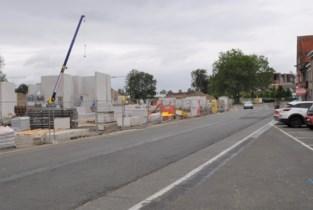 150 betonmixers voor aanleg ondergrondse parking