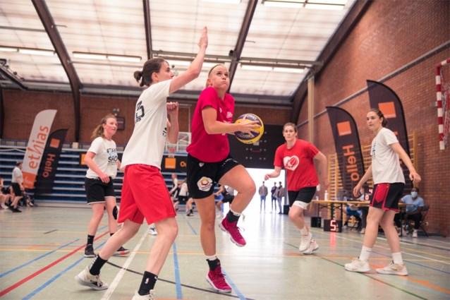 """Eerste Belgische basketcompetitie sinds corona meteen een succes, Belgian Cats laten zich zien: """"Ideale voorbereiding"""""""