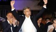 Conservatief premier Plenkovic eist overwinning op in Kroatië