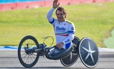 Toestand handbiker Alex Zanardi blijft ook na derde operatie kritiek